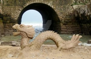 Sand Dragon by Treason1