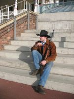 Cowboy stock 18 by Random-Acts-Stock