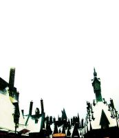 Hogsmeade by wolfram-and-hart2010