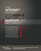 Net Neutrality Ad 2-1 by JustMarDesign