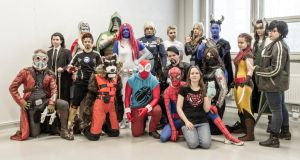 Marvel Cosplay in Finland by YoungKingOurs