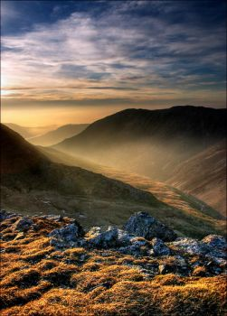 Lake District - Grasmoor Fells by scotto