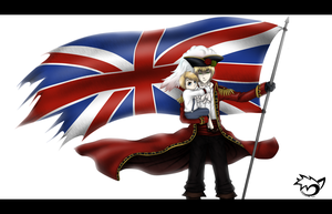 .: Absolutely Invincible British Pirate :. by PinselTheExperiment