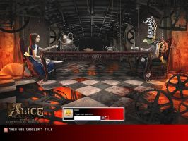 American McGees Alice Logon 2 by GueroTorres