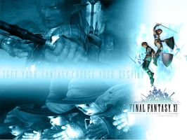 Final Fantasy XI by DeathReaver