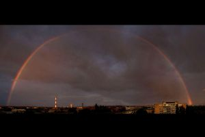rainbow by PandosRulz
