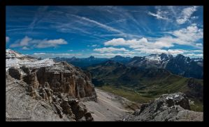 Dolomiti X by Emilio-Casini