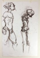 Figure Drawing Spring 2014 04 by meandyouplay2
