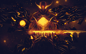 Hell Forged by XillaReborn