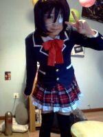 Rikka from Chuunibyou....TEASER by angelywen