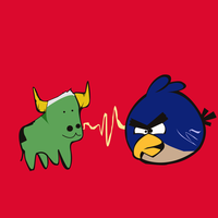 UAAP Angry Birds 2 by nicollearl