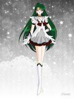 Celestial Sailor Pluto by Bloom2