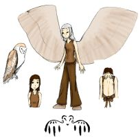 Barn Owl +Anima by FeatheredDragon