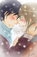 JunJou Egoist for D x3 by Suobi-chan