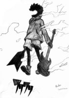 Atomsk - FLCL by AlucardDH