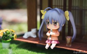 Renge and her recorder by kixkillradio