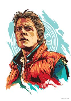 Marty Mcfly by earlsonvios