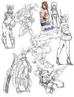 Tumblr Sketches by Rush--it