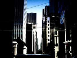 Urban Jungle by Michael-the-3rd