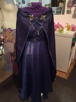 My Lucina Ball Dress Front by chappy-rukia