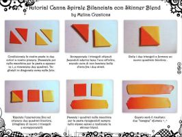 Jelly Roll Cane Tutoria 1 by MelinaCreations
