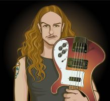 Cliff Burton14 by geum-ja1971