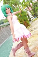 Macross Frontier - Ranka Concert by Xeno-Photography