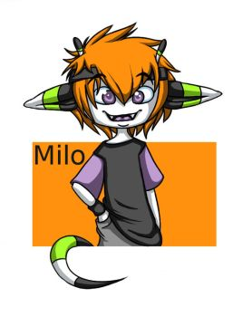 Milo by TalinComill