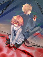 Beyond this boundary by KooRiiko