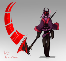 Iris the Executioner by VanchaMarl