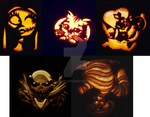 Pumpkins 2015 (Late upload) by 12LE5