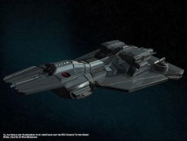 ROG Destroyer Front by Mallacore