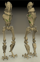 General Grievous W.I.P. 6 by CC-5052