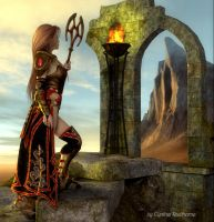 The Flame Still Burns by Radthorne