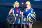 Katsucon 2017 - Sisters of Calibur(PS) 25 by VideoGameStupid