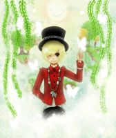 Butterfly by hebi-mamecafe