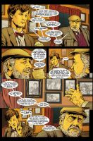 Doctor Who: Fade Away pg 6 by PaulHanley