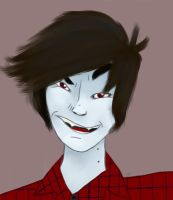 Marshall Lee by Growing-Down