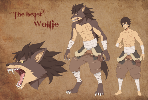 Elders' Floating Temple: Werewolfie by ichan-desu