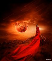 Red planet by mastadeath