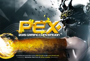 Gaming Convention - Flyer by VectorMediaGR