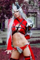 Queen's Blade, Aldora cosplay by ManiacFoxy