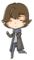Sherlock dancing by Princess-Snowdust