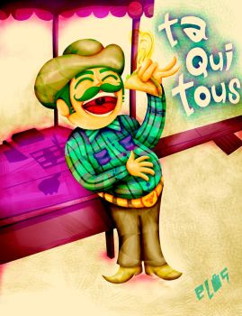 Taquitous by eL85