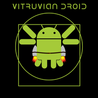 The Vitruvian Droid by BlaydeXi