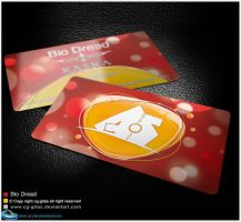 biodread business card by abgraph