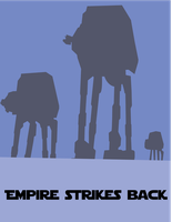 Empire Strikes Back by dragonfang42
