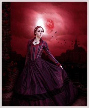 ...Blood Moon... by Lady-Lilith666