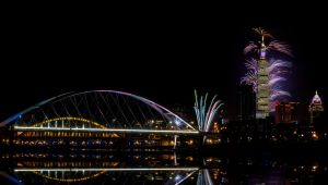 Happy New Year 2015 by NorthBlue