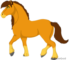 kopa as horse by coolrat